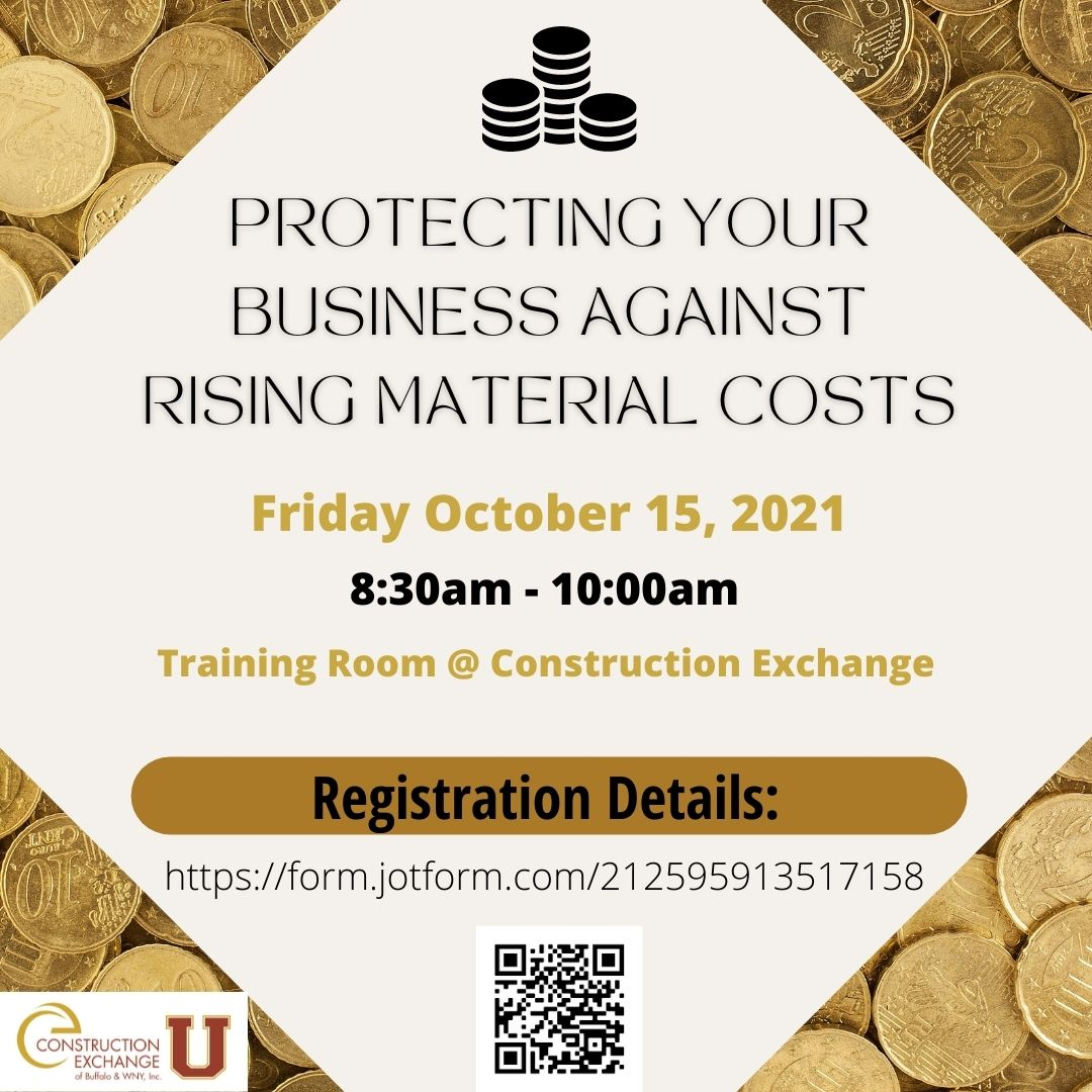 Protecting Your Business Against Rising Material Costs